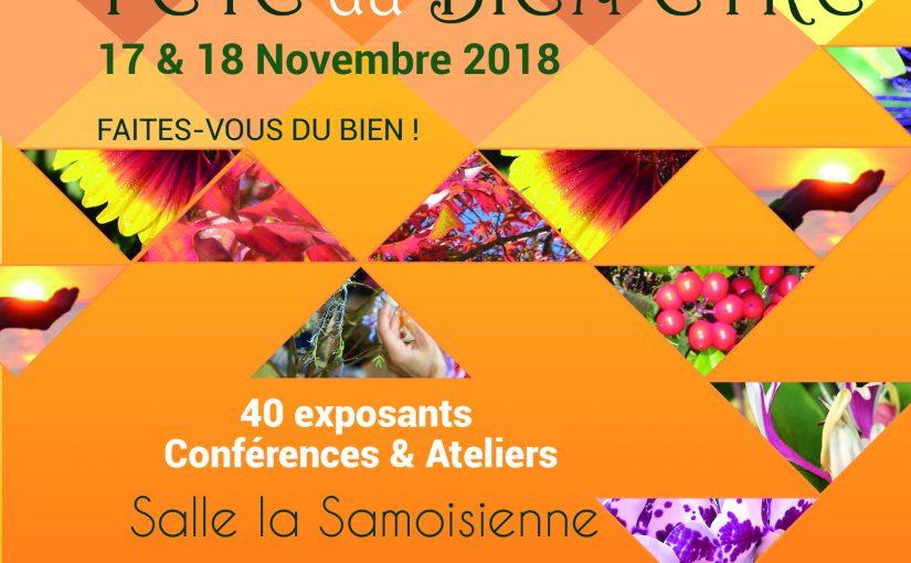 A vos agendas ! F.B.E. de Samois sur Seine 17 & 18 Novembre