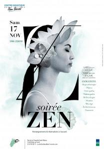 Soirée Zen au Centre aquatique de Milly la Forêt