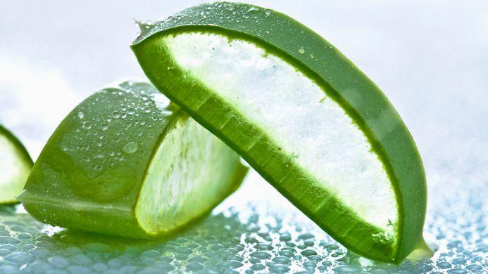 Test box produits Aloe vera